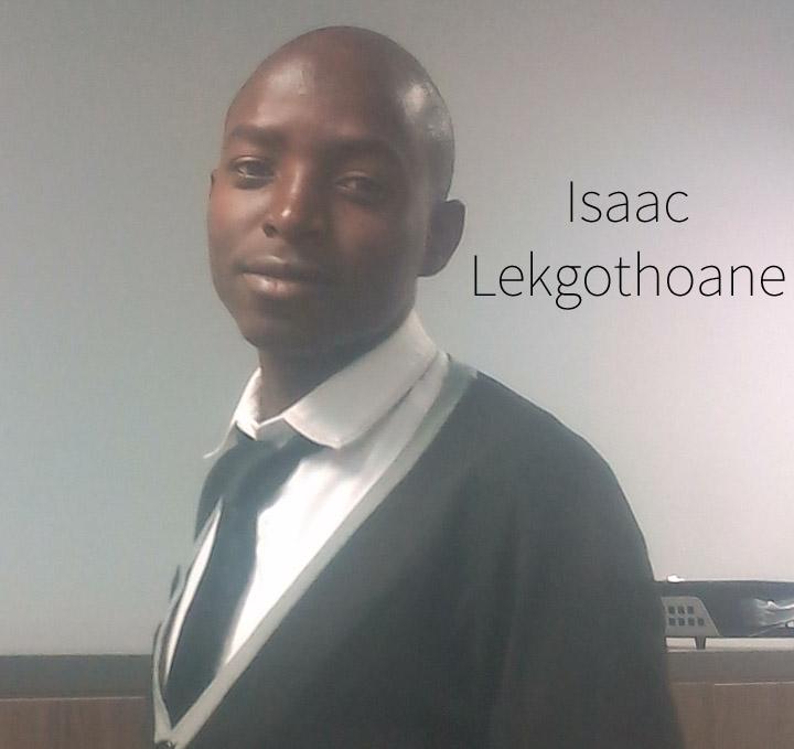 Isaac Lekgothoane